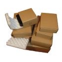 Noppenkarton 130x100x30mm mit 15mm Noppen - 2-teilig Quick-Pack