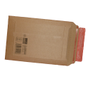 Colompac Versandtaschen CP010.05 - 250x340mm Wellpappe braun