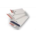 Colompac CP012.02 - 210x26 mm Versandtaschen aus Vollpappe in WEISS - DIN B5