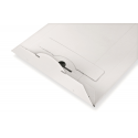 Vollpappe Colompac Versandtaschen CP012.01 - 170x245mm aus in WEISS - DIN A5