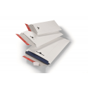 Colompac CP012.07 - 310 x 445 mm Versandtaschen aus Vollpappe in WEISS - DIN A3