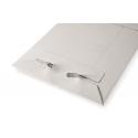 Colompac CP012.04 - 245x345mm Versandtaschen aus Vollpappe in WEISS - DIN A4