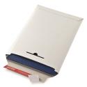 Versandtaschen Colompac CP012.05 - 260x345mm aus Vollpappe in WEISS - DIN C4