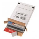 Colompac CP065.56 - 250 x 353 x 50 mm Maxibrief weiss, Kurierpaket