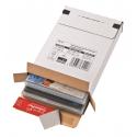 Colompac CP065.55 - 250 x 353 x 20 mm Grossbrief weiss, Kurierpaket