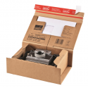 Colompac CP067.07 - 460x310x160 mm Paket Versandkarton DIN A3