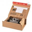 Colompac CP067.02 - 230x166x90 mm Paket Versandkarton DIN A5