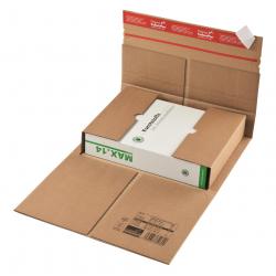 Colompac CP035.02 - 250x190x0-85 mm Starke Universal-Versandverpackung DIN B5