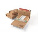 Colompac CP035.03 - 305x230x0-92 mm Starke Universal-Versandverpackung DIN A4