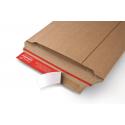 Colompac CP030.08 - 320x320x0-60 mm robuste Versandverpackung mit Sicherungslasche