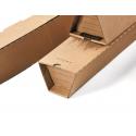 Colompac CP070.02 - 430x105/55x75 mm Trapezversandbox, Archivbox DIN A2