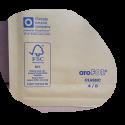 Luftpolstertaschen braun Arofol Größe D/4 180x265mm