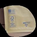 Luftpolstertaschen braun Arofol Größe CD 180x165mm