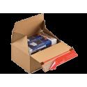 ColomPac® Euroboxen CP154.201515 - 200x150x150mm / 195x145x140mm Blitzbodenkarton