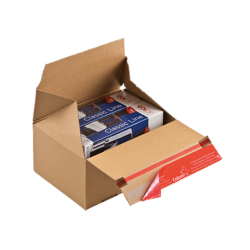ColomPac® Euroboxen Automatikkarton CP154.402040 - 400x200x300mm / 394x194x387mm