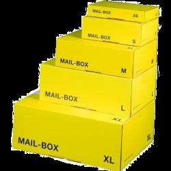 Mail-Box in verschiedenen Größen