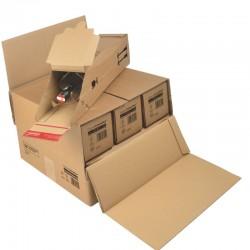 ColomPac Umkarton CP181.006 - 375x365x250mm für 1er-Flaschenkarton CP181.101 mit DHL-Zulassung