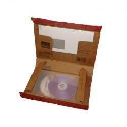 Colompac CP066.02 - 215x155x43 mm Maxibrief, Paket Versandkarton DIN A5