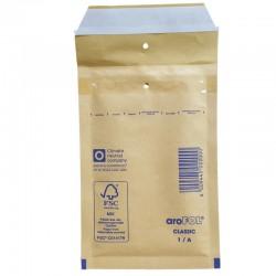 Luftpolstertaschen braun Arofol Größe A/1 120x175mm