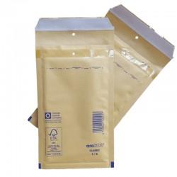 Luftpolstertaschen braun Arofol Größe B/2 140x225mm