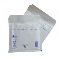 Luftpolstertaschen WEISS Arofol Größe CD 200x175mm
