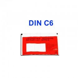 Lieferscheintaschen DIN C6
