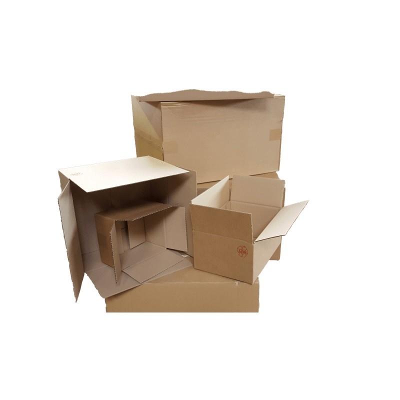 Kartons 217x172x110mm 2-wellig